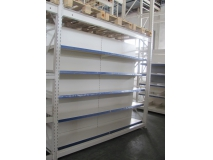 Integrated Rack & shelving